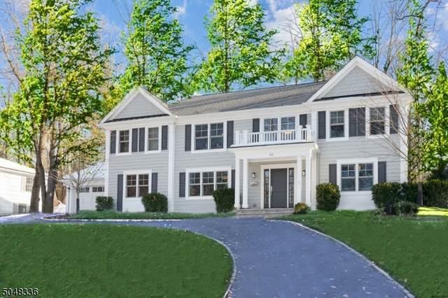 84 Canoe Brook Rd, Millburn Twp., NJ 07078 (MLS #3693851) :: SR Real Estate Group