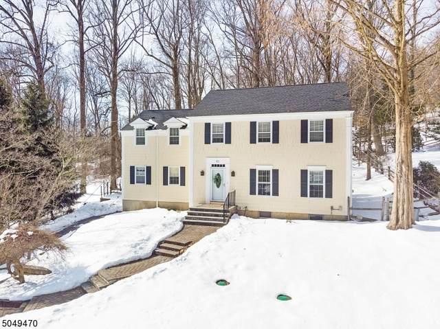 10 Carroll Dr, Mendham Twp., NJ 07945 (MLS #3693875) :: SR Real Estate Group