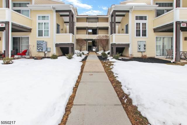 541 Clubhouse-3, Union Twp., NJ 07083 (MLS #3693988) :: The Sikora Group