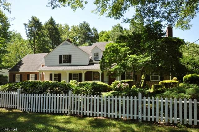 684 Rahway Ave, Westfield Town, NJ 07090 (MLS #3693989) :: SR Real Estate Group