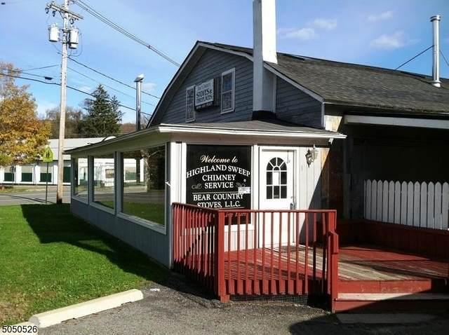 1 Milk St, Branchville Boro, NJ 07826 (MLS #3694029) :: Corcoran Baer & McIntosh