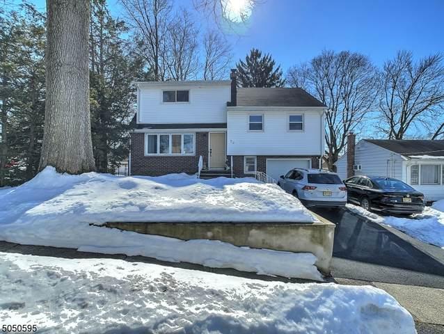 22 Jefferson St, Nutley Twp., NJ 07110 (MLS #3694140) :: Coldwell Banker Residential Brokerage