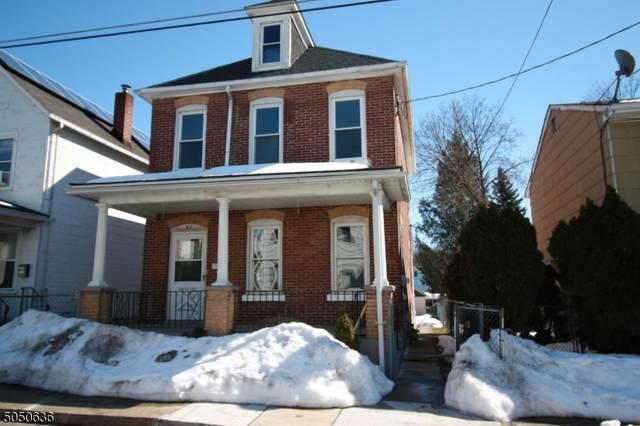 42 Rose St, Phillipsburg Town, NJ 08865 (MLS #3694182) :: Coldwell Banker Residential Brokerage