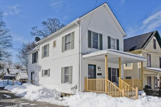 46 Pine St, Newton Town, NJ 07860 (MLS #3694209) :: SR Real Estate Group