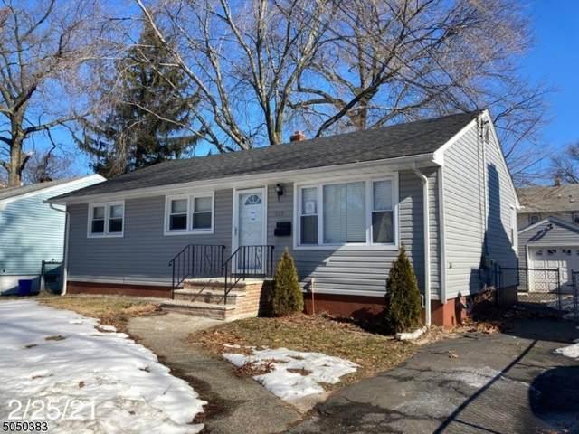 515 Dietz St, Roselle Boro, NJ 07203 (MLS #3694212) :: RE/MAX Select