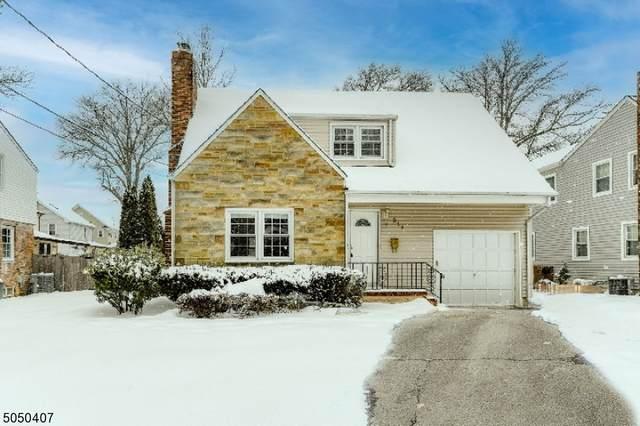 211 Hazel Ave, Westfield Town, NJ 07090 (MLS #3694234) :: Coldwell Banker Residential Brokerage