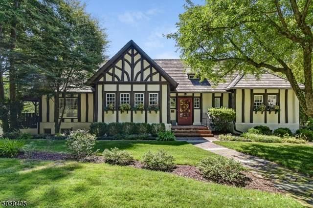 136 Hobart Ave, Millburn Twp., NJ 07078 (MLS #3694290) :: Coldwell Banker Residential Brokerage