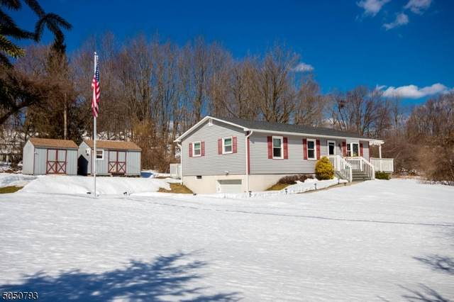 11 Perry Rd, Frankford Twp., NJ 07826 (MLS #3694318) :: The Sikora Group