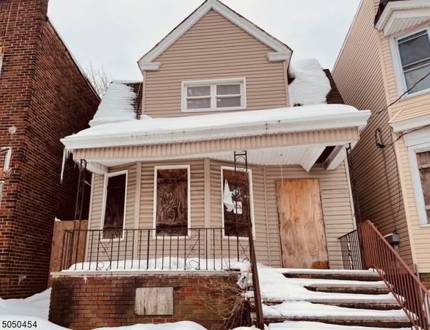 475 20th Street, Irvington Twp., NJ 07111 (MLS #3694375) :: SR Real Estate Group