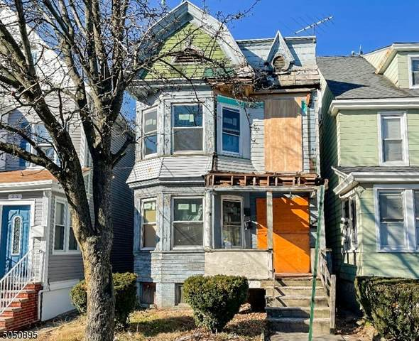 25 Cummings St, Irvington Twp., NJ 07111 (MLS #3694389) :: SR Real Estate Group