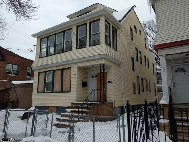 186 Munn Ave, Irvington Twp., NJ 07111 (MLS #3694451) :: Gold Standard Realty