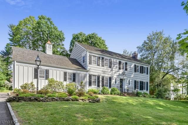 12 Old Glen Rd, Morris Twp., NJ 07960 (MLS #3694461) :: SR Real Estate Group