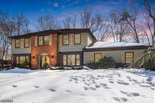 9 Dellwood Dr, Florham Park Boro, NJ 07932 (MLS #3694467) :: Coldwell Banker Residential Brokerage