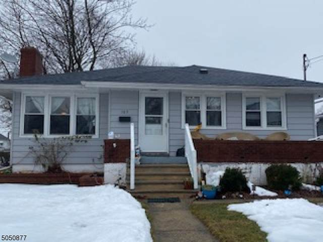 103 Thompson St, Raritan Boro, NJ 08869 (MLS #3694475) :: William Raveis Baer & McIntosh