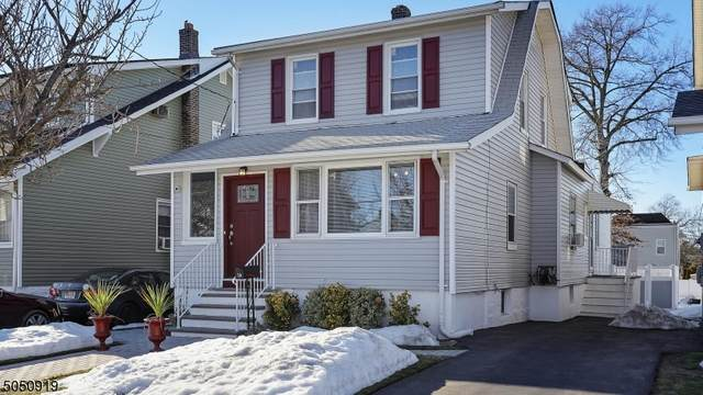 59 Perry St, Belleville Twp., NJ 07109 (MLS #3694489) :: The Sikora Group