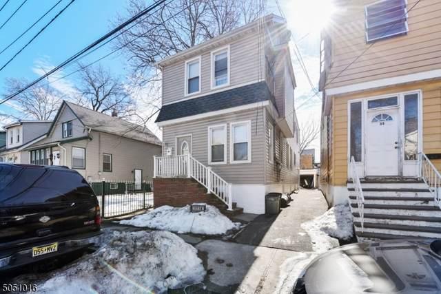 33 Berkshire Pl, Irvington Twp., NJ 07111 (MLS #3694494) :: The Sikora Group