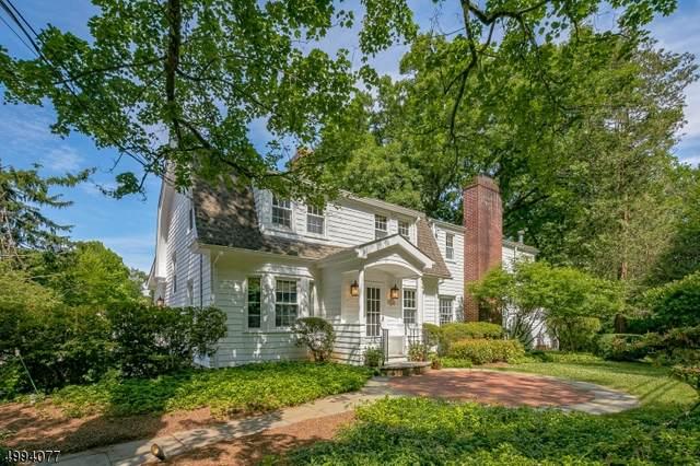 70 Dryden Rd, Bernardsville Boro, NJ 07924 (MLS #3694547) :: William Raveis Baer & McIntosh