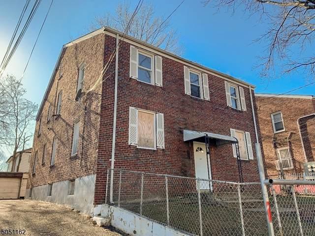206 Chancellor Ave, Newark City, NJ 07112 (MLS #3694599) :: The Sue Adler Team