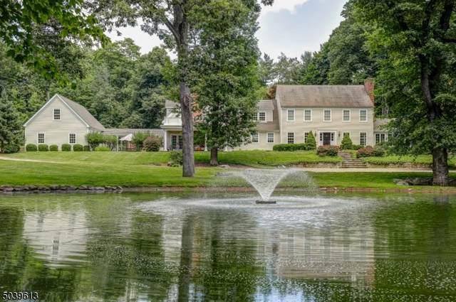 55 Post Lane, Bernardsville Boro, NJ 07924 (#3694694) :: Jason Freeby Group at Keller Williams Real Estate