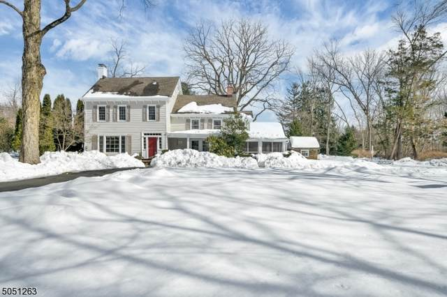 56 Hillside Rd, Chester Boro, NJ 07930 (MLS #3694695) :: RE/MAX Select