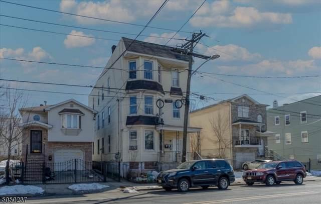 908 Bergen St, Newark City, NJ 07112 (MLS #3694704) :: Weichert Realtors