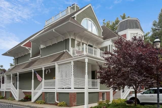 22 Franklin Pl 4-D, Morristown Town, NJ 07960 (#3694776) :: Jason Freeby Group at Keller Williams Real Estate