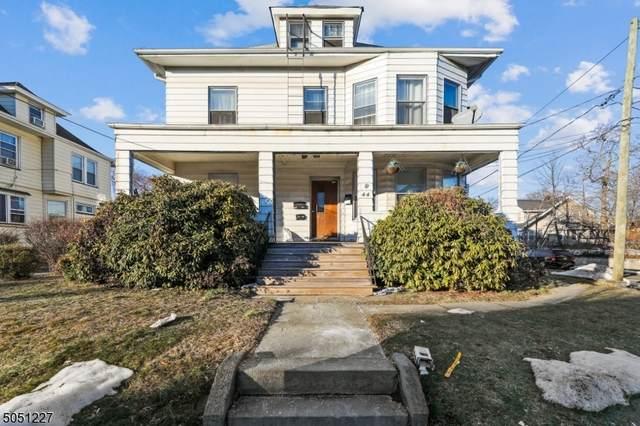 44 Van Houten Pl, Belleville Twp., NJ 07109 (MLS #3694785) :: Team Gio | RE/MAX