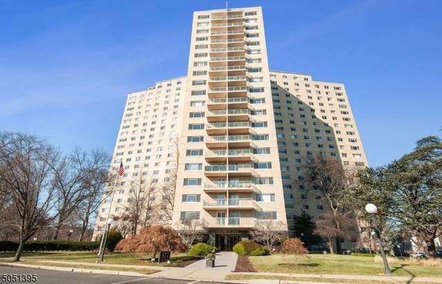 377 S Harrison St 11L, East Orange City, NJ 07018 (MLS #3694838) :: The Sue Adler Team