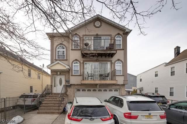 32 Kossuth St #2, Newark City, NJ 07105 (MLS #3694839) :: SR Real Estate Group