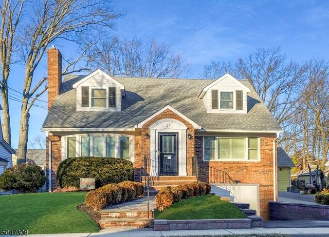 Address Not Published, Maplewood Twp., NJ 07040 (MLS #3694847) :: Coldwell Banker Residential Brokerage
