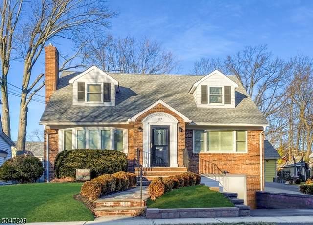 Address Not Published, Maplewood Twp., NJ 07040 (MLS #3694847) :: The Sue Adler Team