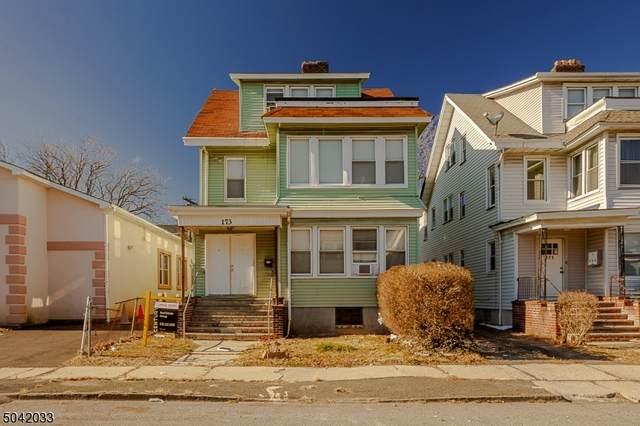 173 Brookwood St, East Orange City, NJ 07018 (MLS #3694867) :: The Sue Adler Team