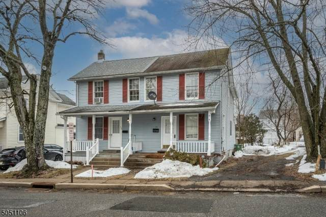 74 S Lincoln Ave, Washington Boro, NJ 07882 (MLS #3694870) :: Pina Nazario