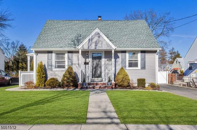 234 Edison St, Clifton City, NJ 07013 (MLS #3694894) :: Provident Legacy Real Estate Services, LLC