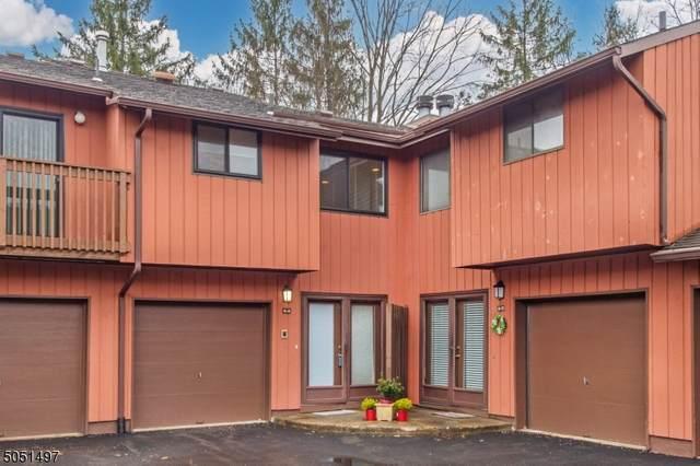 250 Ridgedale Ave A4 #4, Florham Park Boro, NJ 07932 (MLS #3694960) :: SR Real Estate Group