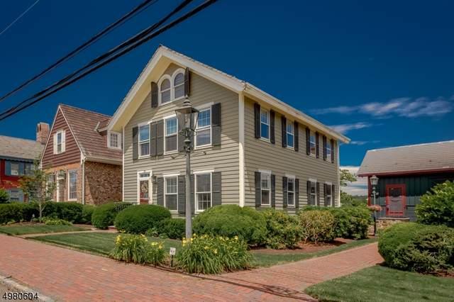 19 Murray Hill Sq, New Providence Boro, NJ 07974 (MLS #3694987) :: Coldwell Banker Residential Brokerage
