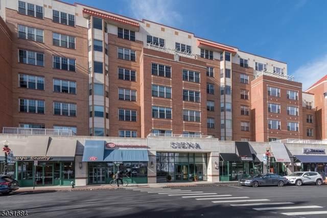 48 S Park St #502, Montclair Twp., NJ 07042 (MLS #3695010) :: Team Francesco/Christie's International Real Estate