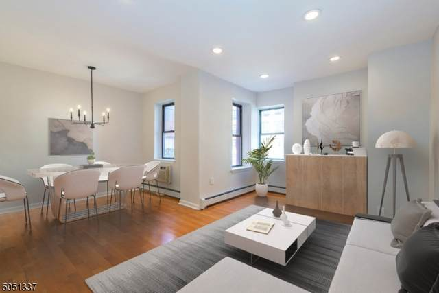 263 10th St 3A, Jersey City, NJ 07302 (MLS #3695011) :: Pina Nazario