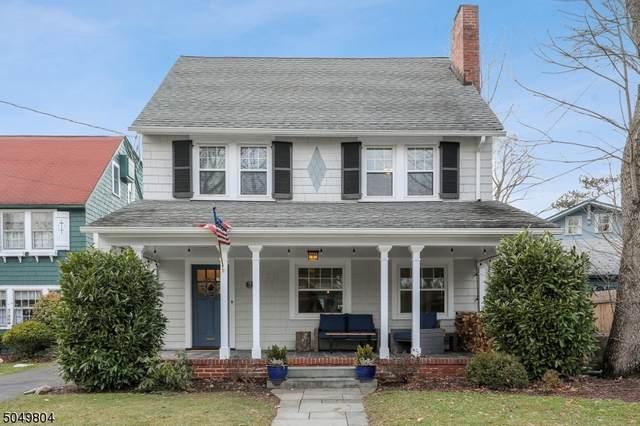 9 Salter Pl, Maplewood Twp., NJ 07040 (MLS #3695028) :: The Sue Adler Team