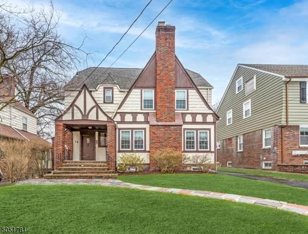 16 Burroughs Way, Maplewood Twp., NJ 07040 (MLS #3695069) :: Coldwell Banker Residential Brokerage