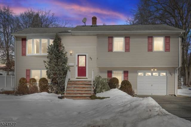 77 E Mcclellan Ave, Livingston Twp., NJ 07039 (MLS #3695098) :: SR Real Estate Group