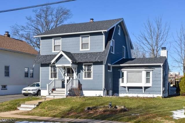 612 Ainsworth St, Linden City, NJ 07036 (MLS #3695103) :: Weichert Realtors