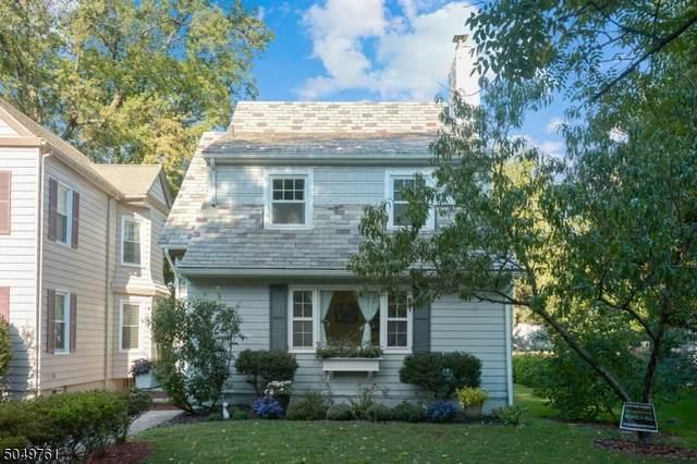 467 Prospect St, South Orange Village Twp., NJ 07079 (MLS #3695140) :: Coldwell Banker Residential Brokerage