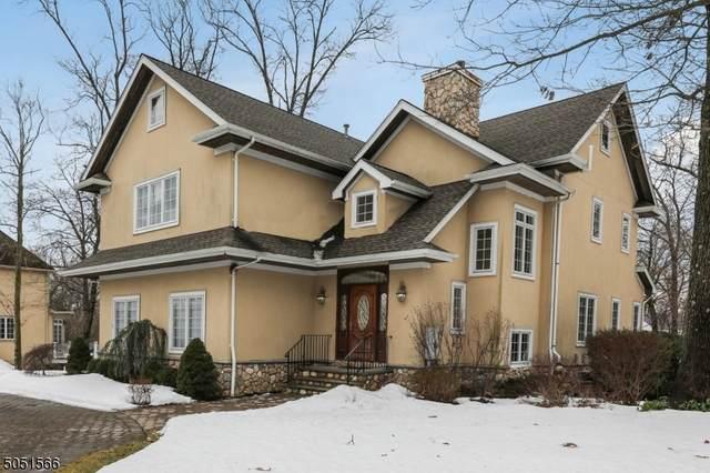 13 Rock Ln, Mountain Lakes Boro, NJ 07046 (MLS #3695155) :: The Sue Adler Team