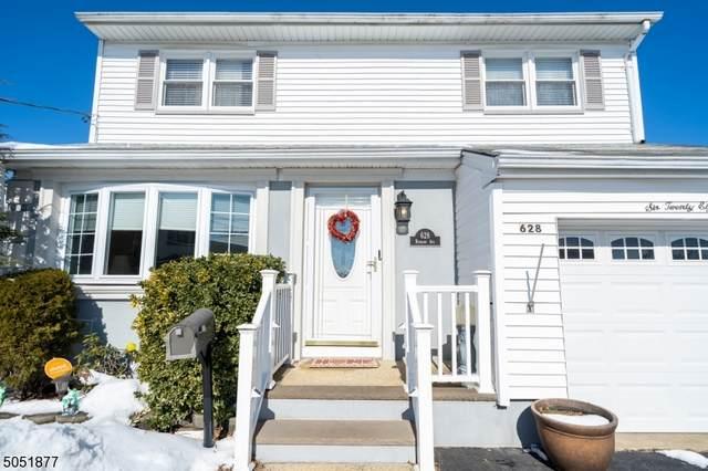 628 Newark Ave, Kenilworth Boro, NJ 07033 (MLS #3695167) :: Zebaida Group at Keller Williams Realty