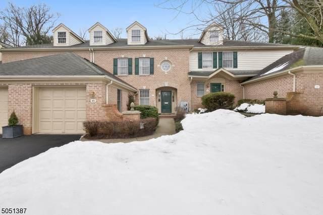 45 Pippins Way, Morris Twp., NJ 07960 (MLS #3695216) :: SR Real Estate Group