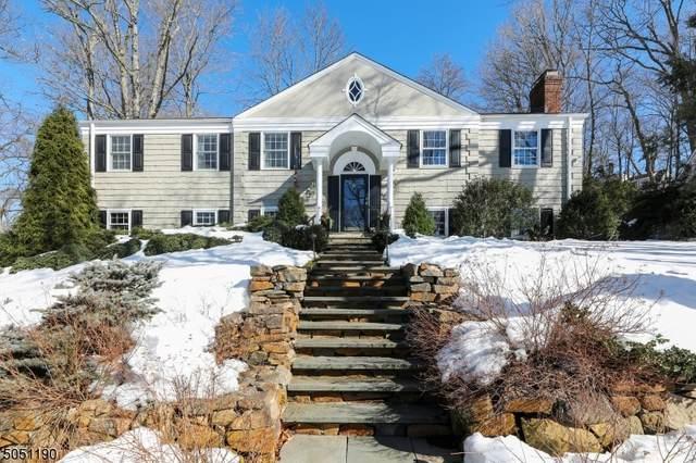 91 Seven Oaks Dr, New Providence Boro, NJ 07901 (MLS #3695244) :: Coldwell Banker Residential Brokerage