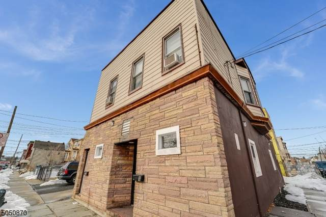 311 12th Ave, Paterson City, NJ 07514 (MLS #3695271) :: The Sikora Group
