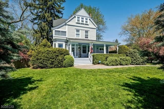 611 Ridgewood Rd, Maplewood Twp., NJ 07040 (MLS #3695272) :: Coldwell Banker Residential Brokerage
