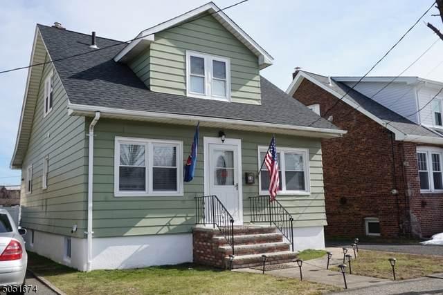 15 Chestnut St, Elmwood Park Boro, NJ 07407 (MLS #3695311) :: The Sikora Group